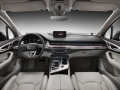2017 Audi Q7 SUV Dashboard
