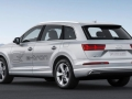 2017 Audi Q7 SUV Rear Left Side