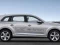 2017 Audi Q7 SUV Side View