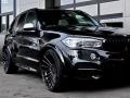 2017 BMW X5 Black
