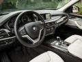 2017 BMW X5 Dashboard