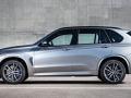 2017 BMW X5 Side View