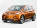 2015 Chevrolet Bolt EV Concept all electric vehicle – Exterior ¾ studio