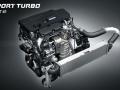 2017 Honda Avancier Engine