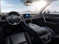 2017 Honda Avancier Interior