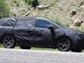 2017 Honda Odyssey Side view