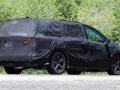 2017 Honda Odyssey rear right side