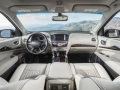 2017 Infiniti QX60 Hybrid Dashboard