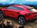 2017 Lamborghini Urus 1