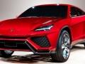 2017 Lamborghini Urus 4