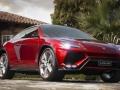 2017 Lamborghini Urus 8