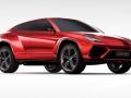 2017 Lamborghini Urus 9