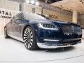 2017 Lincoln Continental Front Side