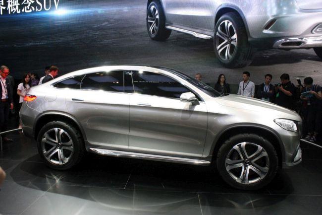 2017 Mercedes Benz Mlc Cl 1