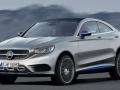 2017 Mercedes Benz MLC Class Front