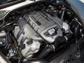 2017 Porsche Pajun Concept Engine