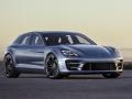 2017 Porsche Pajun Concept