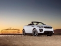 2017 Range Rover Evoque Construction