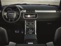2017 Range Rover Evoque Dashboard