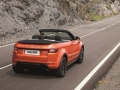 2017 Range Rover Evoque On the road cabrio