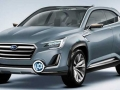 2017 Subaru Tribeca 1