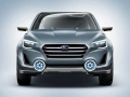 2017 Subaru Tribeca Front