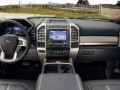 2017 Ford Super Duty Dashboard