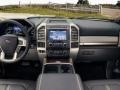 2017 Ford Super Duty Dashboard