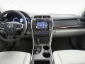 2017 Toyota Prius Dashboard