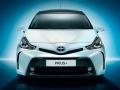 2017 Toyota Prius Front