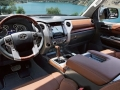 2017 Toyota Tundra Dashboard