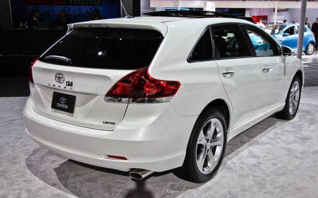 2017 Toyota Venza 4