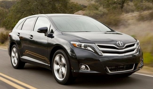 2017 Toyota Venza Front Right Side