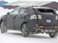 2018 Cadillac XT4 rear left side