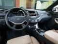 2018 Chevrolet Impala dashboard