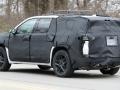 2018 Chevrolet Traverse rear left side