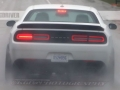 2018 Dodge Challenger rear end