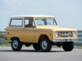 1973 Ford Bronco Wagon Exterior