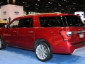 2018 Ford Expedition rear left side