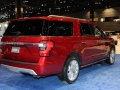 2018 Ford Expedition rear right side