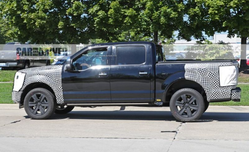 2018 Ford F150 Diesel Release date Redesign Spy photos Changes