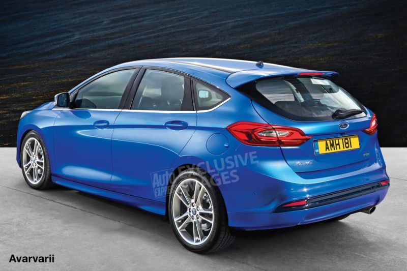 2018 Ford Focus Redesign Photos RS500 Release date