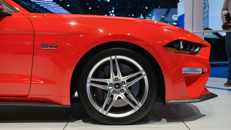 2018 Mustang Wheels All Car Brands Specs