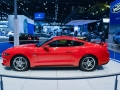 Side view of 2018 Ford Mustang Reverse