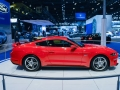 Side view of 2018 Ford Mustang