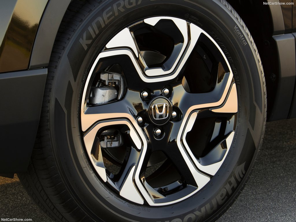 2018 Honda CR V Wheels