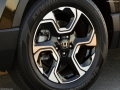 2018 Honda CR-V wheels