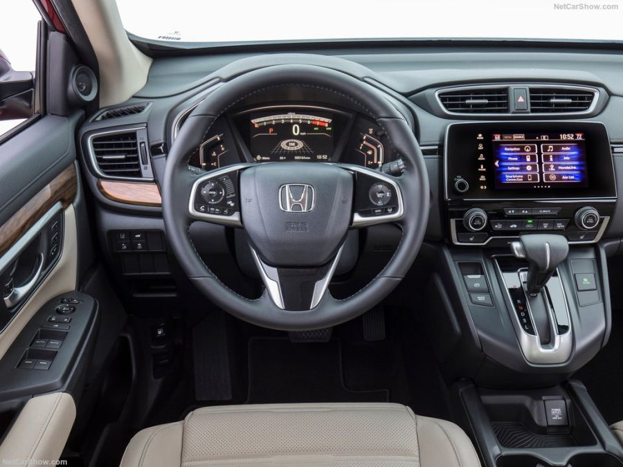 2018 honda crv interior.  crv 2018 honda crv wheel and gear shifter with honda crv interior 1