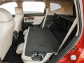 2018 Honda CR-V back seats folded