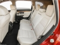 2018 Honda CR-V back seats
